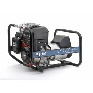 Электрогенератор  LX 2500, 39 kg, SDMO