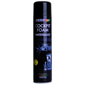 COCKPIT FOAM 600ml, Motip