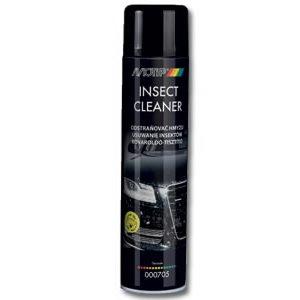 Putukamustuse puhastusvahend INSECT CLEANER 600 ml aeros. BL, Motip