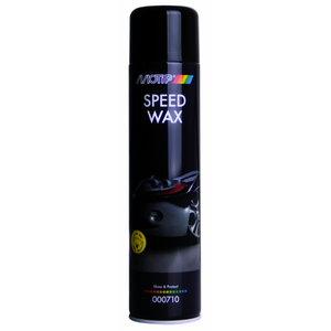 Kiirvaha Speed Wax 600ml aerosool BL, Motip