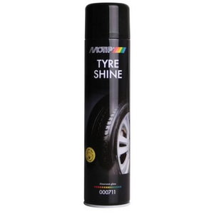 Rehviläige TYRE SHINE 600ml aerosool BL