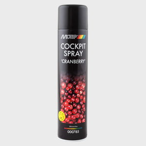 COCKPIT SPRAY CRANBERRY 600ml, Motip