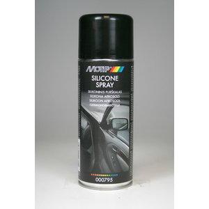 Silikona aerosols SILIKON SPRAY 400ml BL MOTIP, Motip