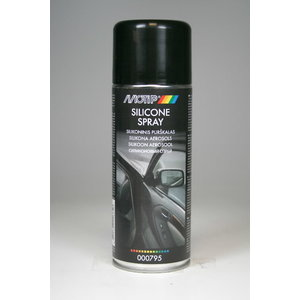 Silikona aerosols SILIKON SPRAY 400ml BL , Motip