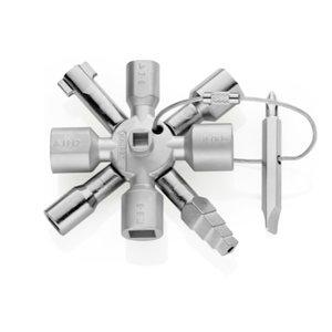 Universal cabinet key set Twinkey, Knipex
