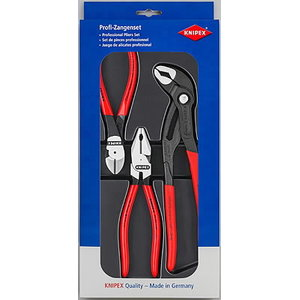 Water Pump Pliers-250mm, Cutting Nippers, Knipex