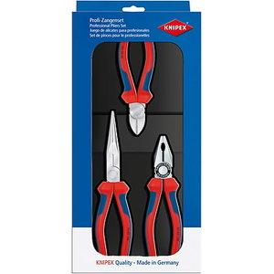 Stangu komplekts Comfort set 3gab. 0302180, 2612200, 7002160, Knipex