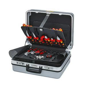 Elektriku tööriistakohver 23-osa, Knipex