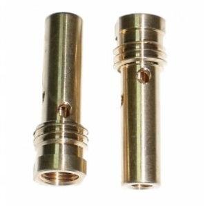 Kontaktsuudmiku adapter M6/M14/43LH, Binzel