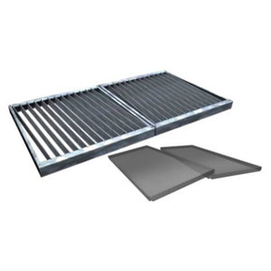Work grid for plasma cutting for downdraft table (max 50A), Plymovent
