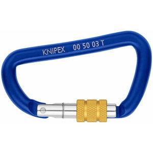 Tööriista turvakinnitus TT, karabiin 2tk, Knipex
