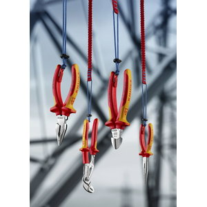 Instrumentu drošības stiprināšanas komplekts TT, Knipex
