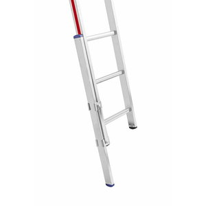 Foot extension for rung ladders, for stile size 89 mm, Hymer