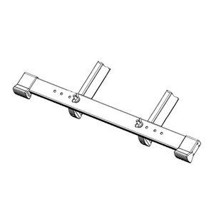 Cross-beam (foot extension) 800mm, Hymer