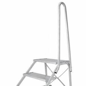 Guardrail lateral for aluminium step 6875, Hymer