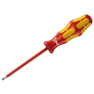 Screwdriver VDE SL 1,2x6,5x150 160i, Wera