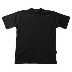 Jamaica T-shirt, black, Mascot