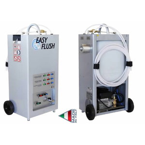 Flushing kit with chemical, Spin