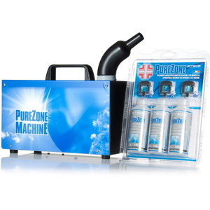 Ultrasonic vaporiser PureZone Machine, Spin