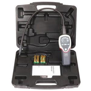 Noplūdes detektors, elektronisks 134 &1234 gas, Spin