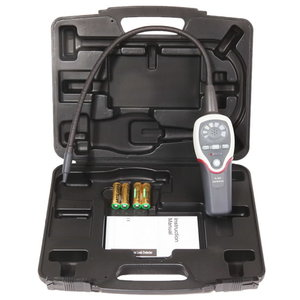 Electronic led leak detector for 134 &1234 gas, Spin