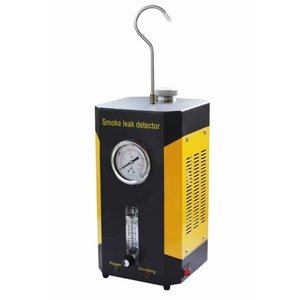 Smoke leak detector, Spin