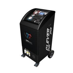 Kondicionieru uzpildes iekārta Clever PLUS PRN R134a, SPIN
