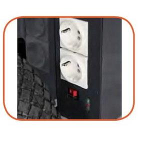 Bipower toitekomplekt 12VDC-230VAC County Clima, Spin