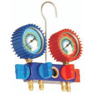 Manomeetrite komplekt gaasile R22-R407c-R410a, Spin