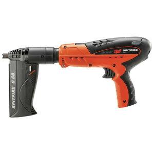 Powder action nail gun SPITFIRE P370 for nails 15-90mm, Paslode