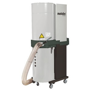 Dust collector SPA 2002 W 230V, Metabo