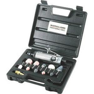 Пневматическая торцевая шлифовальная машина 22000 об/мин в комплекте LA429-EU, INGERSOLL