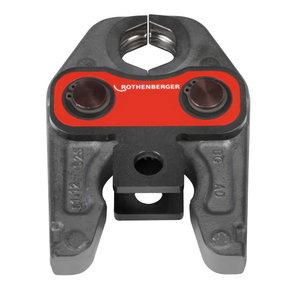 Press Jaw Set Standard, SV15-18-22-28mm, Rothenberger