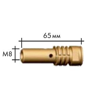 Kontaktsuudmiku adapter ABIMIG 455-le M8 L65mm, Binzel