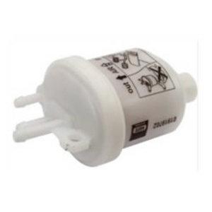 Kütusefilter 3 otsaga 1B20-1B30 ovaalne poltkinnitusega, Hatz