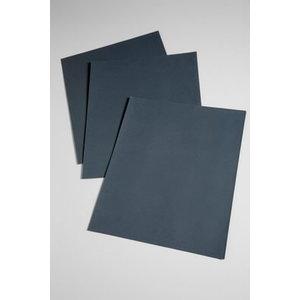 3M™ Wetordry™ grinding page 734 230mm x 280mm P800 Black, 3M