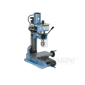 Drilling- and milling machine, Bernardo
