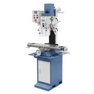 Drilling and milling machine BF 35 Vario, Bernardo