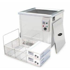 Ultraskaņas tīrītājs CK 2000, SPIN