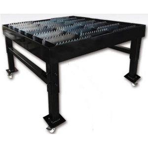 Ar ūdeni pildams griešanas galds, biezumam līdz 30mm, Javac