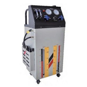 Dzesēšanas šķidruma maiņas ierīce WS3000, SPIN