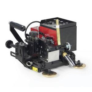 Suvirinimo traktorius MIG-500 su baterija, Javac