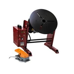 Welding positioner ECO-S100, max. horizontal load 100kg, Javac