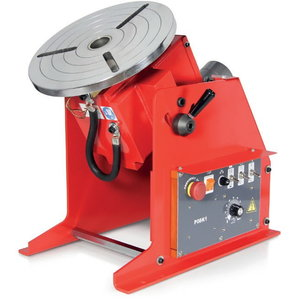 Welding positioner PRO 1, max. load 100kg, Javac