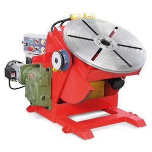 Welding positioner POS-750A, max. load 750kg, Javac