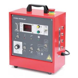 Control unit COM-1802 with overlap welding, Javac