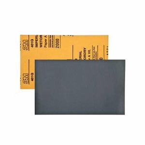 Smilšpapīrs 3M™ Wetordry™ 401Q 138mm x 230mm P2500, melns, 3M