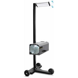 Tulede stend laserkiirega ARGO 2019/D/K/L1/Y, Tecnocolor