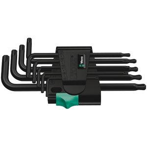 L-образный ключ Torx в комплекте TX из 9 частей, WERA