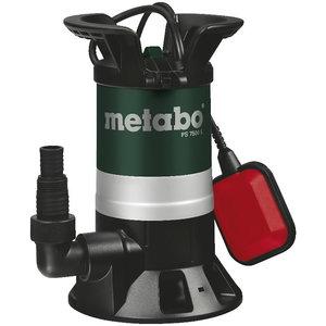 Iegremdējams netīrā ūdens sūknis PS 7500 S, Metabo